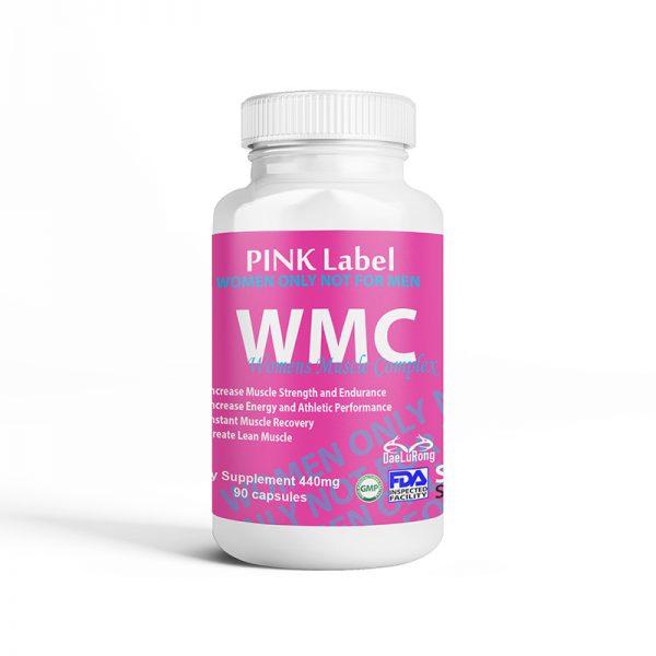 WMC PINK Womens Muscle Complex